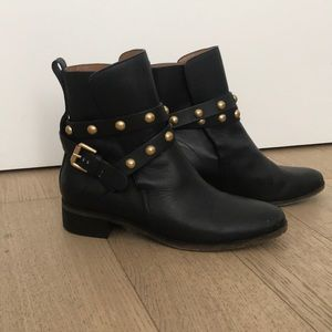 See By Chloe Studded Chelsea Boot